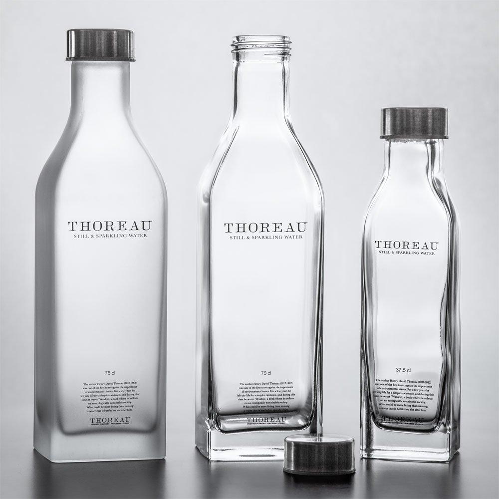 Flaskor med skruvkork